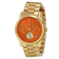 MICHAEL KORS SLIM RUNWAY WOMEN'S WATCH MK6162
