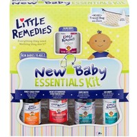 Little Remedies New Baby Essentials Kit