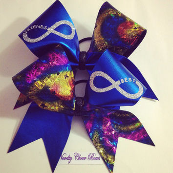 Best Friends Cheer Bow Set