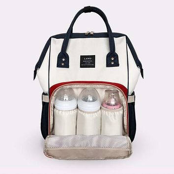 Fashion baby bag Multifunction Mummy Bag for stroller Large Capacity baby diaper bags Nappy Bags Baby diaper Backpack