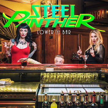 Steel Panther ‎– Lower The Bar LP