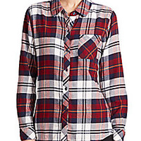 Rails - Hunter Plaid Shirt - Saks Fifth Avenue Mobile