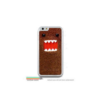 Domo Custom Phone Case for iPhone 4/4s, 5/5s, 6/6s, 6/6s+,iPod Touch 5