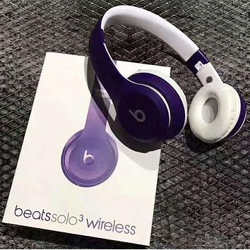 Beats Solo 3 Wireless Magic Bluetooth Wireless Headphones MP3 Music Headphones F