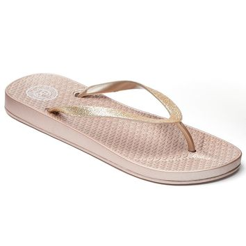 SO Glitter Thong Flip-Flops - Women