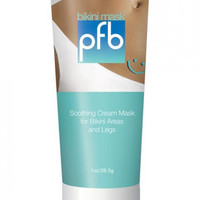 PFB Bikini Mask Soothing Cream 1oz