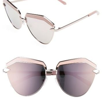 Karen Walker Jacinto 61mm Sunglasses | Nordstrom
