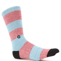 Stance Fuller Socks - Mens Socks - Lt Blue/Red - One