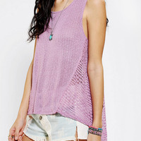 Staring At Stars Textured Tank Top