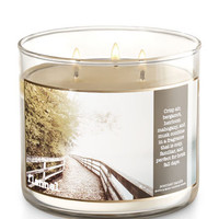 Flannel 3-Wick Candle | Bath And Body Works