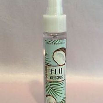 Bath & Body Works FIJI White Sands Anti Bacterial Hand Spray 1.9 oz