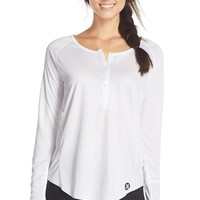 Women's Hurley Dri-FIT Henley Top,