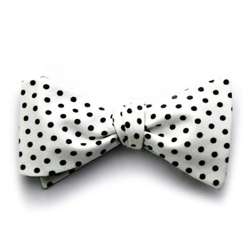 Alfred - Polka Dot Bow Tie