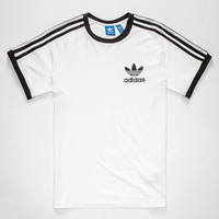 Adidas Originals Sport Essentials Mens T-Shirt White  In Sizes