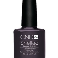 CND SHELLAC NEW FALL 2012 - VEXED VIOLETTE | AihaZone Store