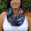 Aztec infinity Scarf -Multiple Colors Available