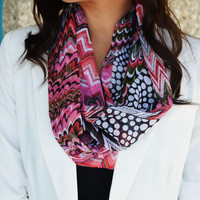Oh Sweet Spring Scarf: Pink | Hope's