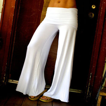 Shop Wide Leg Gauchos on Wanelo