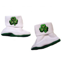 Unisex Baby Luck of the Irish Booties