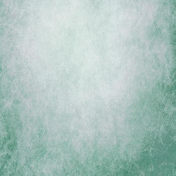 Printed Textured Grunge Distressed Wall Green Backdrop - 6953