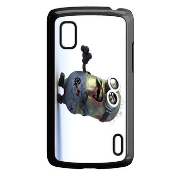 Zombie Minion Nexus 4 Case