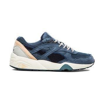 puma select x bwgh r698 in blue  number 1