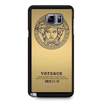 Versace Samsung Galaxy Note 5 Case
