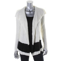 LRL Lauren Jeans Co. Womens Wool Blend Shawl Cardigan Sweater