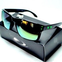 Sunglasses Oakley Holbrook MotoGP Edition OO9102 Emerald Iridium Lenses 55 mm