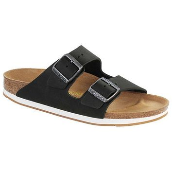 Birkenstock Arizona Oiled Leather Black 57691 Sandals