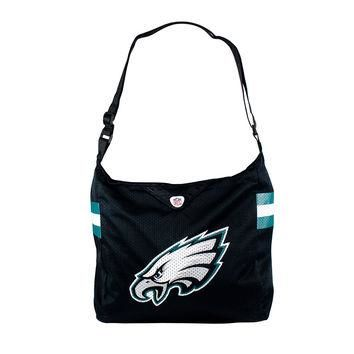 Philadelphia Eagles NFL Team Jersey Tote