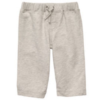 French Terry Pull-On Pants