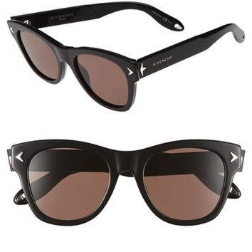 Givenchy 51mm Polarized Sunglasses | Nordstrom