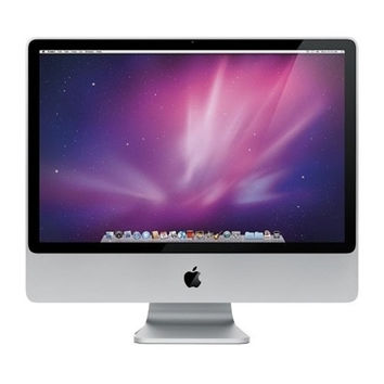 Apple iMac 20 Core 2 Duo E8335 2.66GHz All-in-One Computer - 2GB 320GB DVD±RW/Radeon HD 2600 PRO/Cam/OSX (Early 2008)