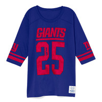 New York Giants Jersey Tee