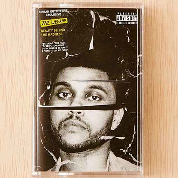 The Weeknd - Beauty Behind The Madness Cassette Tape