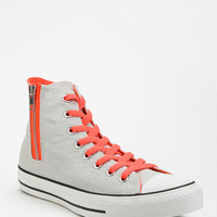 Converse Chuck Taylor All Star Side-Zip Womens High-Top Sneaker