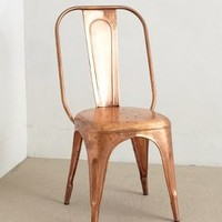 Redsmith Dining Chair by Anthropologie in Copper Size: One Size Furniture