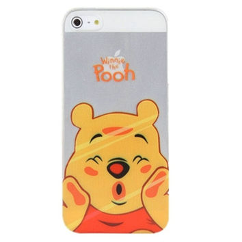 Winnie The Pooh Kisses Phone Case For iPhone 7 7Plus 6 6s Plus 5 5s SE
