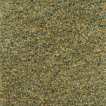 "Loloi Rugs - Cleo Shag - 5'-0"" X 7'-6"" - Teal / Gold"