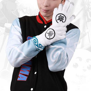 Gintama Sakata Gintoki Touch Screen Gloves CP154427