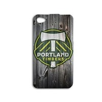 Portland Timbers Soccer Wood Look Phone Case iPhone iPod Cool Cover Oregon Sport