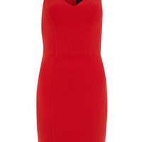 Kardashian red v neck dress - Dresses Sale  - Dresses