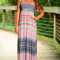 Make You Believe Maxi, Pink/Blue