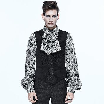 Men's Gothic Steampunk Vest
