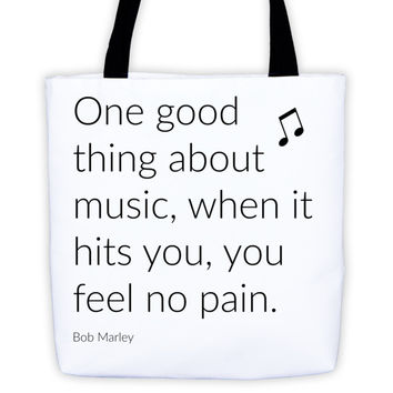 """One Good Thing"" Tote bag"
