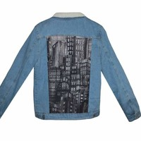 The Lamb and the City Denim