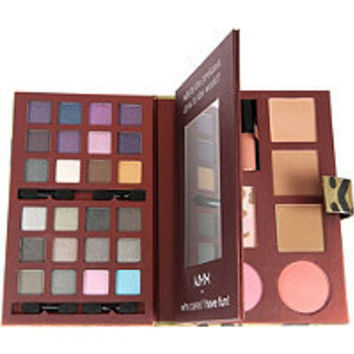 Nyx Cosmetics Haute Jersey Leopard Couture Palette Ulta.com - Cosmetics, Fragrance, Salon and Beauty Gifts