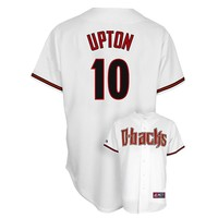 Majestic Arizona Diamondbacks Justin Upton Jersey