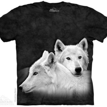 New SIBLINGS WOLF T SHIRT